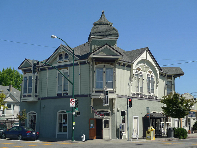 High street station in alameda, ca