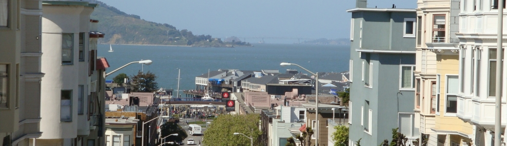 San Francisco Streets - Bay Area Real Estate Advisors