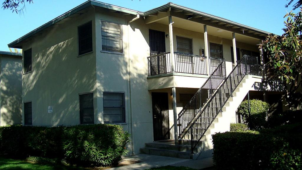 Fourplex Property in California