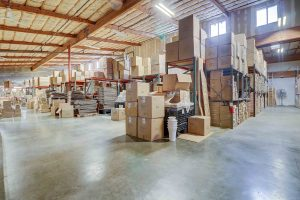 2880 Howe Rd, Warehouse