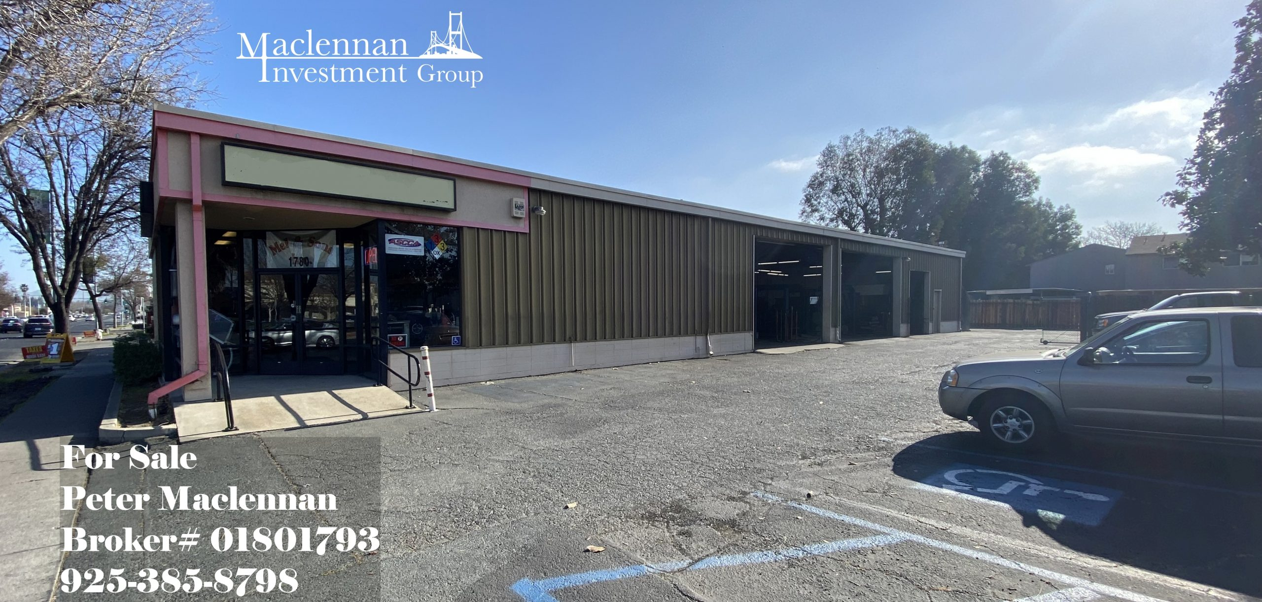 For Sale Building by Maclennan Investment Group
