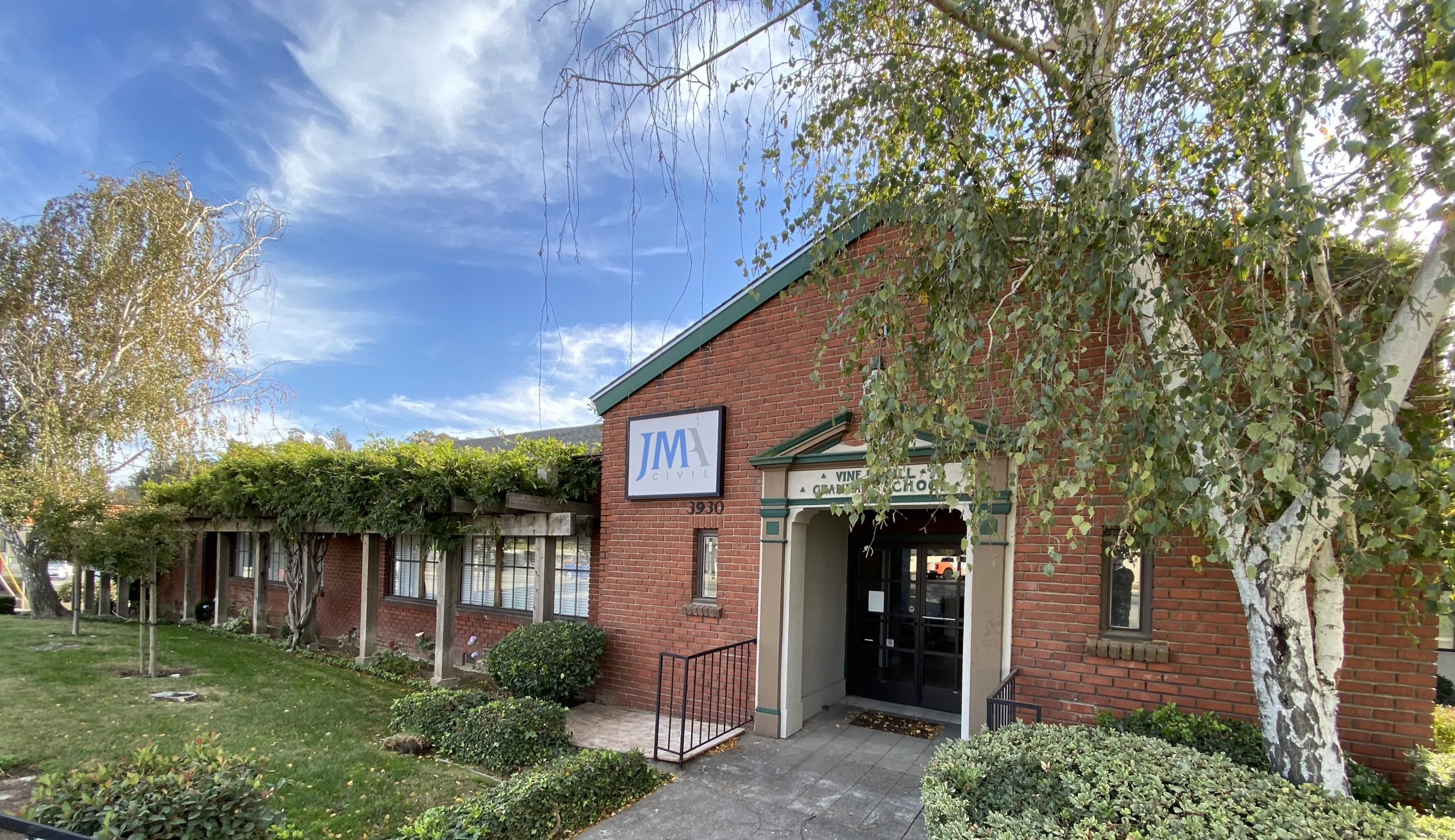Pacheco Blvd Office Building for Lease
